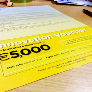 Enterprise Ireland Innovation Voucher Funding Call – Now Open!