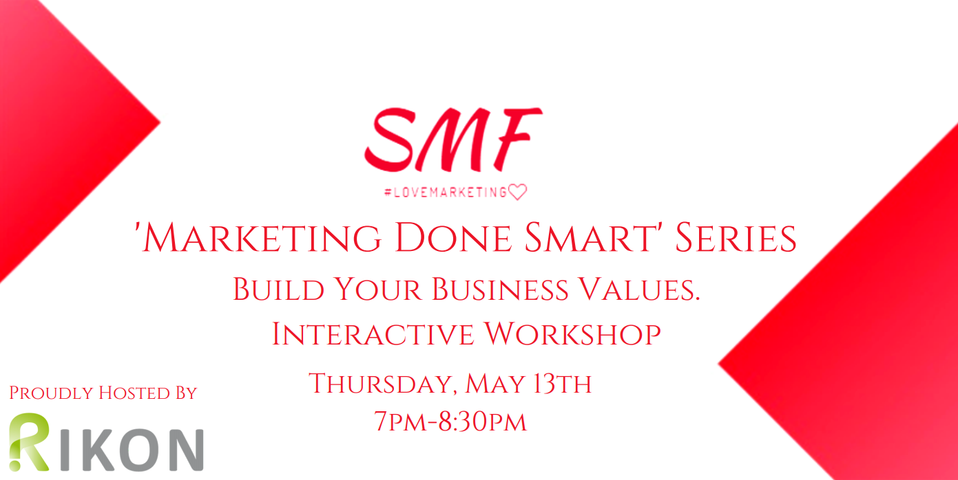 Build your business value proposition - interactive workshop